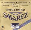 サバレス ニュークリスタル ハード(青) 1~3弦