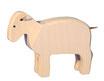 Schaf stehend handgesägt
