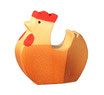 Huhn stehend, handgesägt