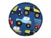 Auto Hosenflicken petrolblau