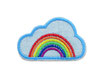 Patch Regenbogenwolke