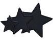 Regenhosen Stern schwarz