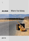 Where You Belong (BOOK)