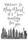 POSTER / NEW YORK