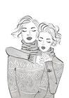 POSTER / LYNN & LILLY