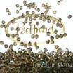 Jonquil Satin Bicone Bead 4 mm