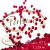 Dark Red Coral Bicone Bead 4 mm Swarovski® Crystal