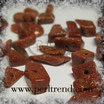 Edelstein Goldfluss Chips 4-15 mm