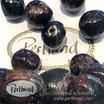 Edelstein Granat dunkelrot Trommel 8-15 mm