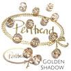 Crystal Golden Shadow Facet Bead 8 mm  Swarovski® Crystal