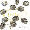 Crystal Fancy Stone Oval 18 mm x 13 mm