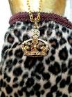 Halskette Golden OldCrown