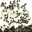 Peridot Dorado Bicone Bead 4 mm