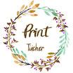 Print für Tücher