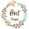 Print für Romper