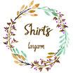 T-Shirt langarm mit Volantärmeln