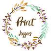 Print für Joggers