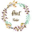 Print für Kleider