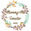 Mommy & Me Sweater ecru