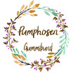 Pumphose mit Gummibund