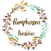 Pumphose mit Bündchen