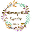 Mommy & Me Sweater pistazie