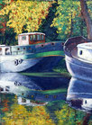""" Le canal "" -   Marie Bertrand"
