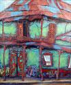 """ La maison verte "" - Marie Bertrand"