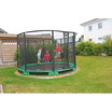 Filet de protection de trampoline