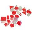 Ensemble récipients géométriques maxi