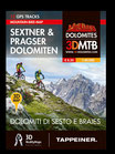 MTB-Karte Sexten und Pragser Dolomiten