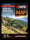 MTB-Karte Meran und Umgebung