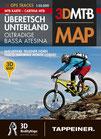 MTB-Karte Überetsch / Unterland