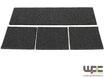 BPC WPC Terrasse Gummigranulat Pad 5mm Streifen 240x80mm / Stk.