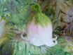 Baby - Blüten- Kappe