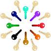 Kaba 8 farbig - 5002