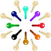 Kaba 8 farbig - 5001