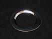 Chromed flasher ring