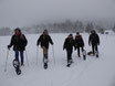 Schnupper Schneeschuhtour (Familien- oder Entdecker Tour 1,5 Std. od. das kleine Schneeschuhabenteuer am Wochenende)