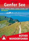 Rother Wanderführer: Genfer See Genf – Chablais – Riviera – Lavaux – La Côte – Jura