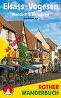 Rother Wanderbuch - Elsass-Vogesen Wandern & Einkehren