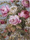 Carol  Memopad EMBPUR14「Rose Garden」