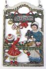 壁飾り*12-02251c Lebkuchen