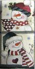 227 *32204795 Happy Snowmen