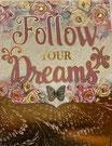 PS Memopad 45827 「Follow your Dream」