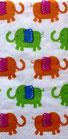220 *13910M Elephant Parade Green