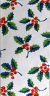 228 *PT515500 TEXTURED HOLLY Winterly Countryside