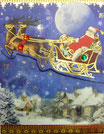 PS Memopad 42583「Santa Sleigh」