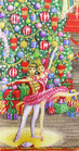 233 *13430M Christmas Ballet by Ingrid Slyder