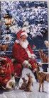 234  32213410 Santa on bench